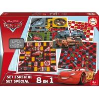 CARS SET ESPECIAL 8 EN 1 DE EDUCA