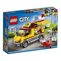 LEGO CITY CAMION DE PIZZAS