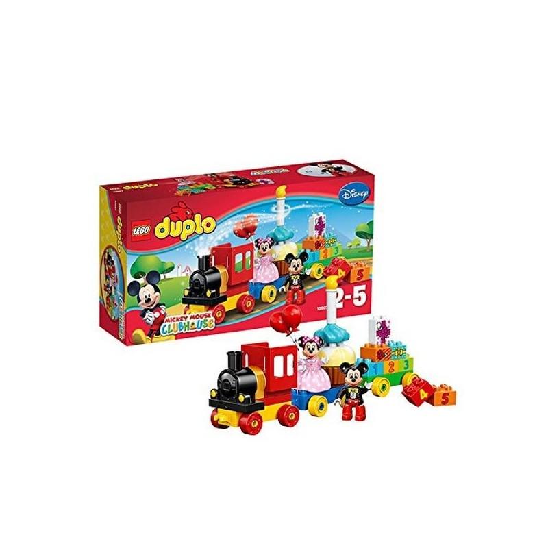 Desfile Cumpleaños Mickey de Lego Duplo