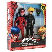 Ladybug Pack de 2 Muñecas