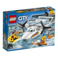 Lego City Avión De Rescate