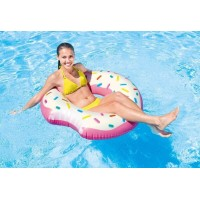 Circular Hinchable Donut De Intex