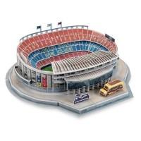 Puzzle 3D Camp Nou Barcelona