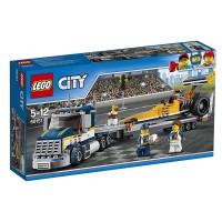 Lego City Transporte Del Dragster