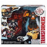 Transformers Minicon Deployers