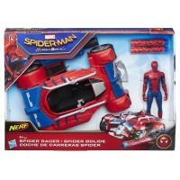 Spiderman Coche City