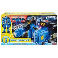 Mega Bat Robot De Imaginext