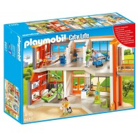 Hospital Infantil de Playmobil