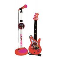 Ladybug Guitarra y Micrófono