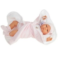 Bebé Berta de Antonio Juan