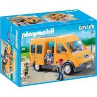 Autobús Escolar de Playmobil