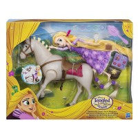 Rapunzel y Su Caballo Maximus