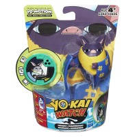 Yo Kai Watch Emotion Figura + Medalla