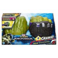 Hulk Puños Electrónicos
