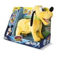 Pluto Mickey Funny