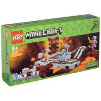 El Tren Del Infierno De Lego Minecraft