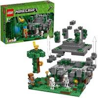 El Templo De La Jungla De Lego Minecraft