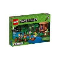 Cabaña De La Bruja De Lego Minecraft