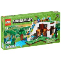 Base De La Cascada De Lego Minecraft