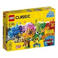 Ladrillos y Engranajes de Lego Classic