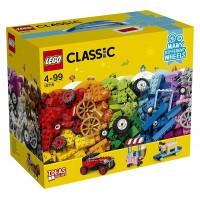 Ladrillos sobre ruedas de Lego Classic