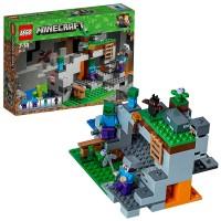 Cueva De Los Zombies De Lego Minecraft