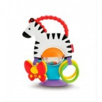 Cebra Activity Sonajero De Fisher Price