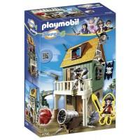 Fuerte Pirata Camuflado de Playmobil
