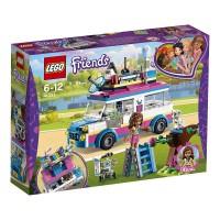 Vehiculos Operaciones Olivia Lego Friends