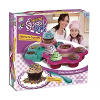 Fábrica de Cupcakes Sweet Art