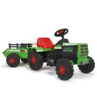 Tractor C/Remolque Batería 6V