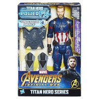 Capitán América Infinity Wars