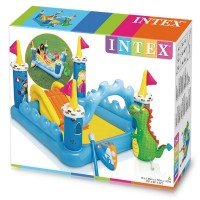 Play Center Castillo 185*152*107 Cm 178 L