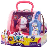 Little Live Pets Perritos Traviesos C/Transportin