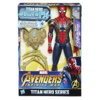 Spiderman Avengers Infinity Wars Titán