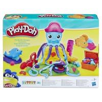 Pulpo divertido De Play Doh