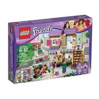 El Mercado de Alimentos de Lego Friends