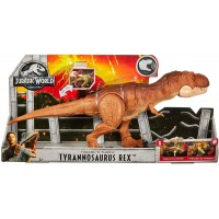 Superataque Del T-Rex Jurassic World