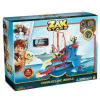 Zak Storm Barco Caos Deluxe