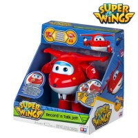 Jett Super Wings Graba Tu Voz