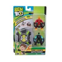 Ben 10 Omni Launch C/ 2 figuras