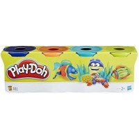 Play Doh Set 4 Botes