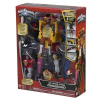 Power Ranger Megazord Dx Ninja