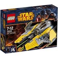 Star Wars Jedi Interceptor de Lego