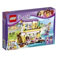 Lego Friends La Casa de la Playa de Stephanie