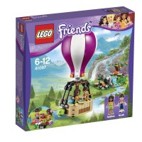 Lego Friends El Globo de Heartlake