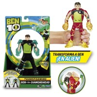 Ben 10 Transformables en Aliens
