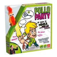 Juego Pollo Party