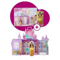 Castillo De Princesas Con Bella