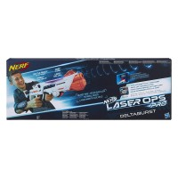 Pistola Nerf Laser Ops Deltaburst